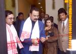 Exhibition on Traditional Jewellery of Assam visited by Hon'le Minister of Industries & Commerce and Commissioner & Secretary